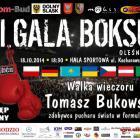 Gala boksu w Oleśnicy